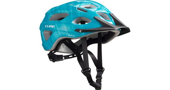 Cube Tour Lite Helm mint